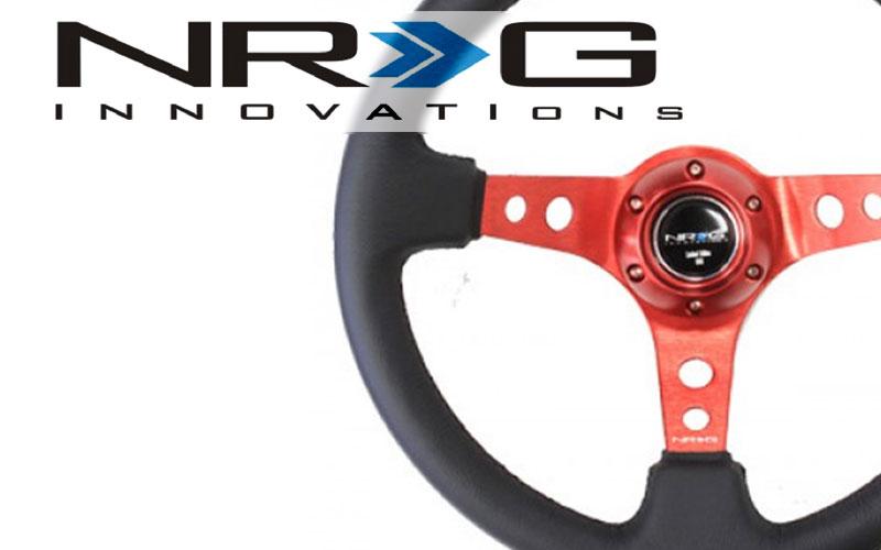 NRG Innovations: Limited Edtion Deep Dish Steering Wheels