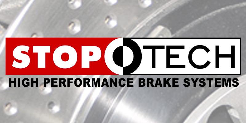 STOPTECH: Big Brake Kit for 2013 Scion FR-S