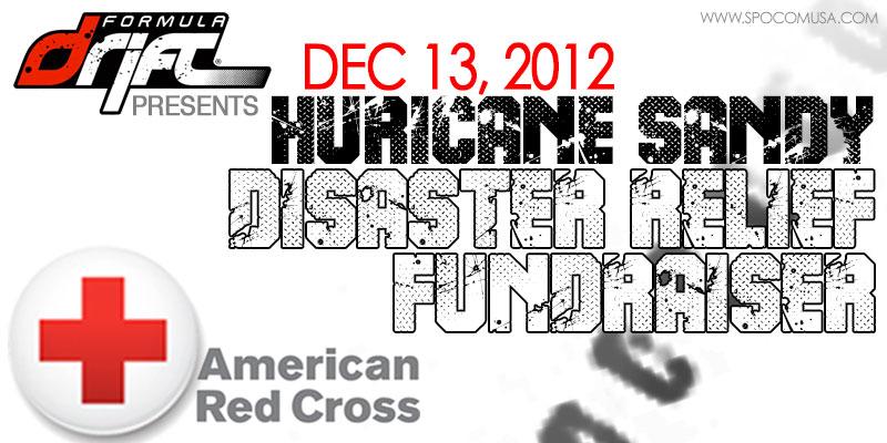 Formula Drift: Hurricane Sandy Relief Fundraiser