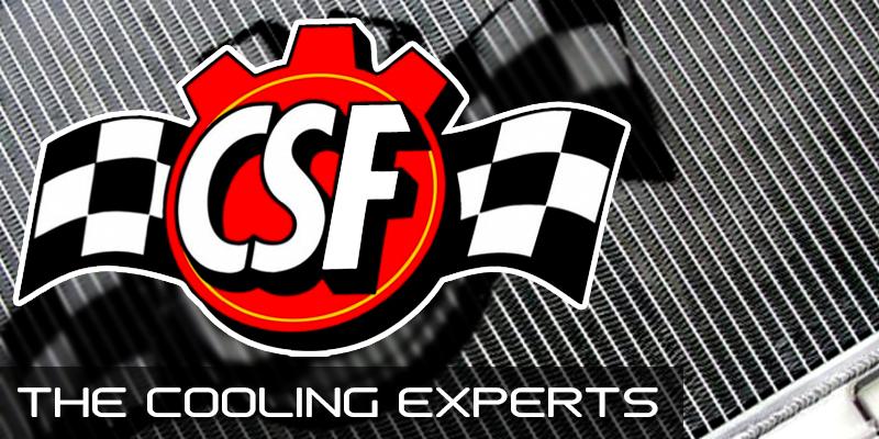 CSF: Radiators Now in Stock