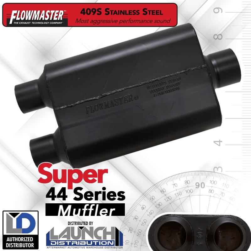NEW: Flowmaster Super 44 Series Muffler