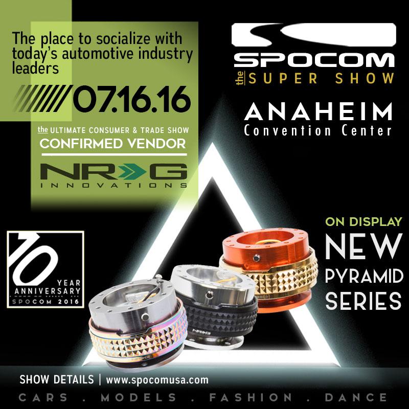 SPOCOM 2016: Confirmed Vendor for Anaheim July 16th 2016