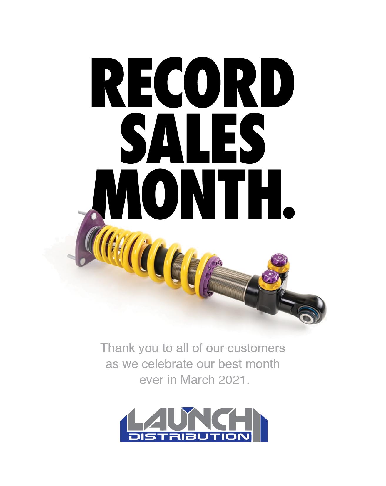 RECORD HIGH!!!