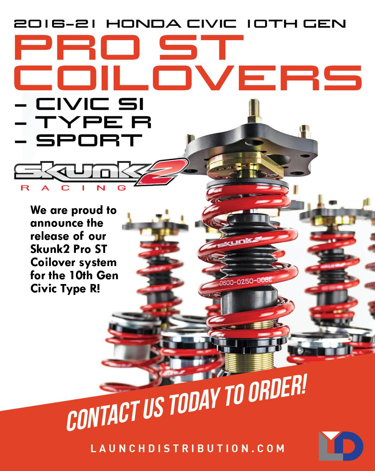 Skunk2 10G Honda Civic ST Coilover