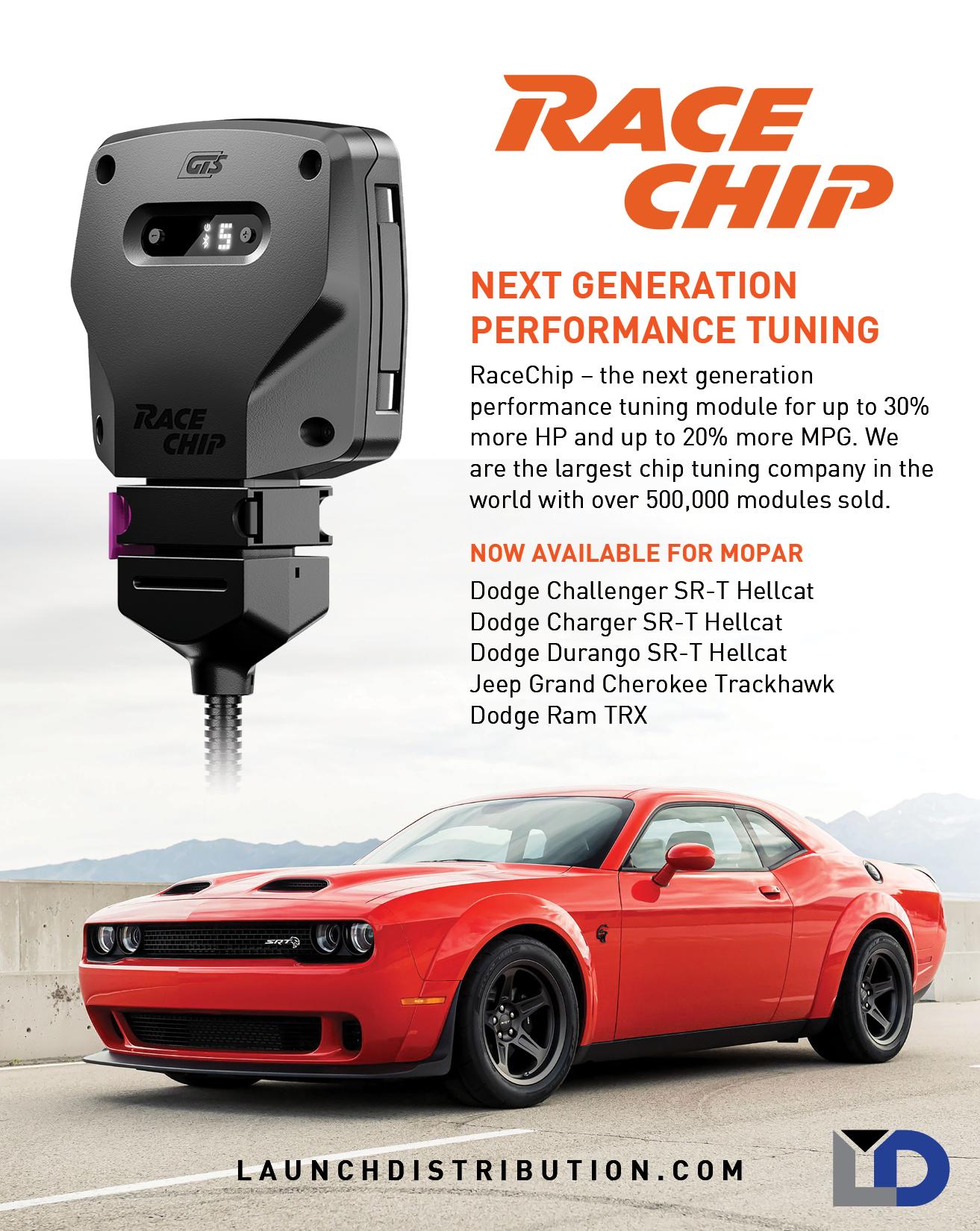 RaceChip SR-T Hellcat Tuning Module