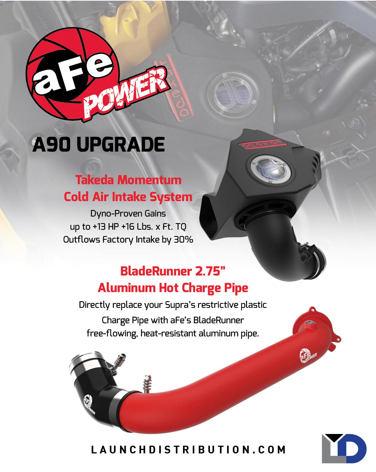 aFe A90 Upgrades
